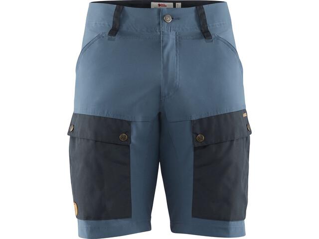 Fjällräven Keb Short Homme, dark navy/uncle blue